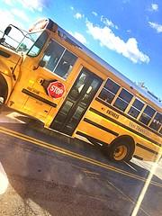 2014 IC CE Maxxforce 7, Van Trans LLC, Bus#74625, Hydraulic Brakes, AC, No Radio, No Air Ride.