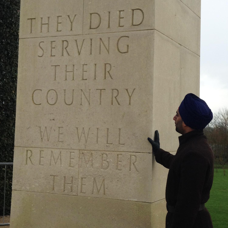 WW2 Sikh Soldier - 12