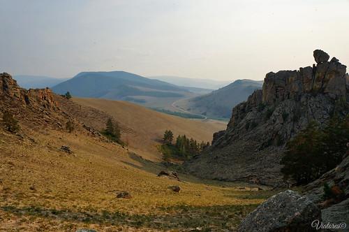 Баргузинская долина. Сувинская саксония. Suvinskaya Saxonia. Buryatia. Russia_copy