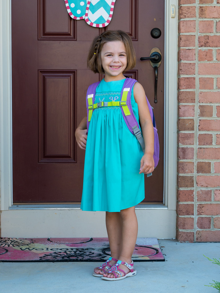 Ready for kindergarten