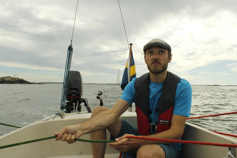 Båtsemester