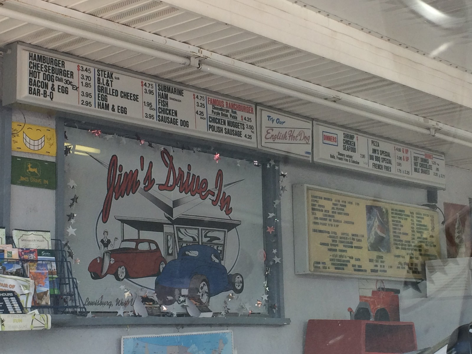 Jims Drive In