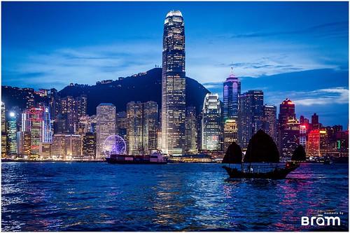 Duk Ling boat Hong Kong