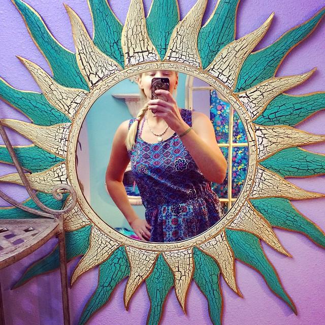cool sun mirror