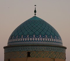 persian mosque dome