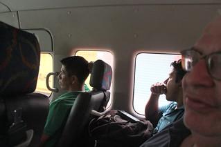 Combi Minivan Palenque to San Cristobal