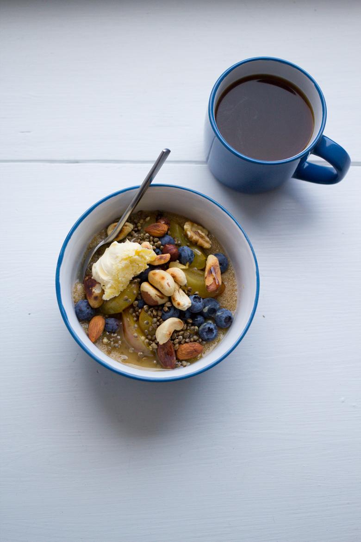 the porridge equation