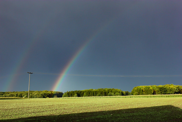 Storm, Rosendahl-Darfeld, Germany