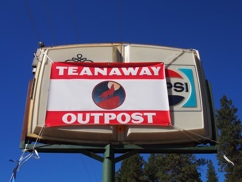Teanaway Outpost