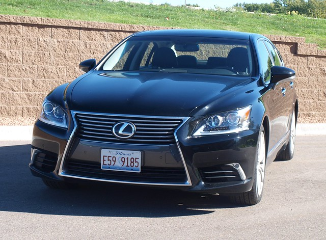 2015 Lexus LS 460 AWD