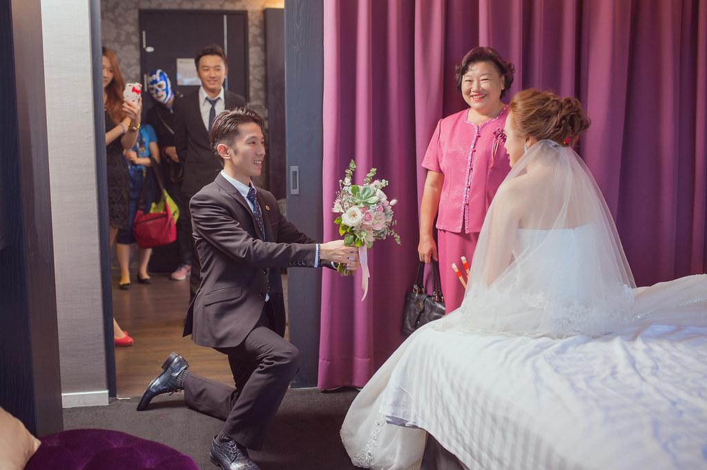 20151004京華城雅悅會館婚禮記錄 (201)