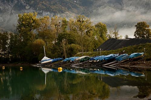 autumn light lake sunrise canon lago switzerland october brienz brienzersee suisse alba country campagna svizzera autunno luce ottobre mattino 2015 canon500d lagodibrienz