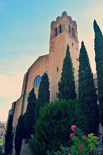 Basilica di San Domenico -Siena