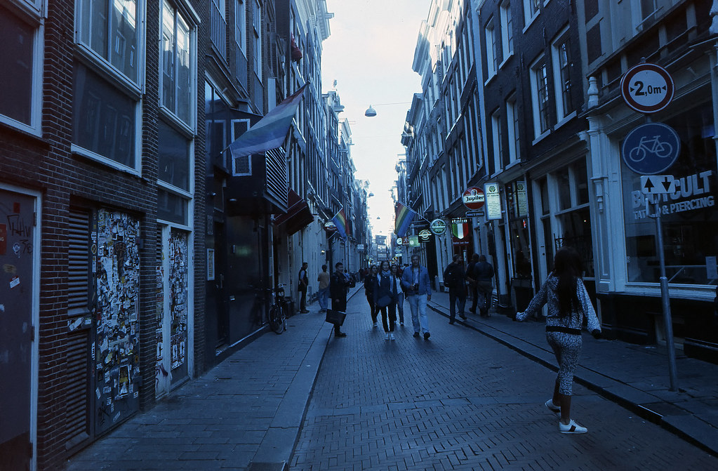 Amsterdam...The First Day