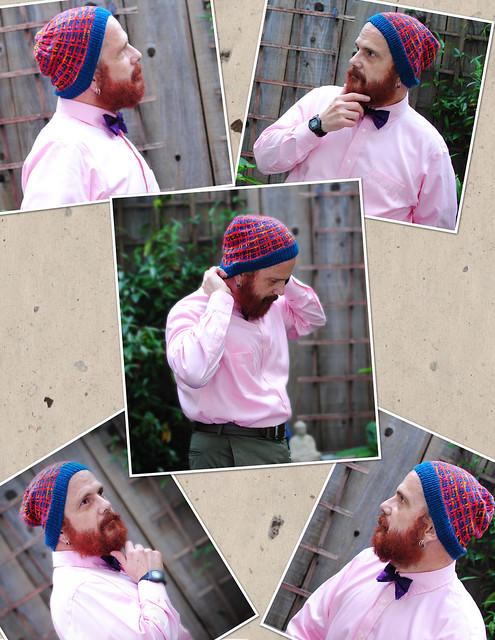 Collage Centauro Mosaic Hat (2)