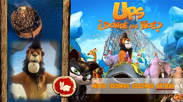 22418449795 bb4e9f702d o - ¡Ups! ¿Dónde está Noé? [DVD5][Castellano, Catalán, Inglés][Animación][2015][MEGA]