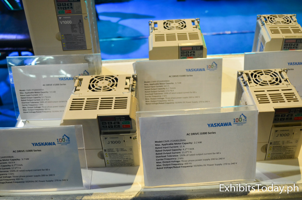 Yaskawa Drive Product Units