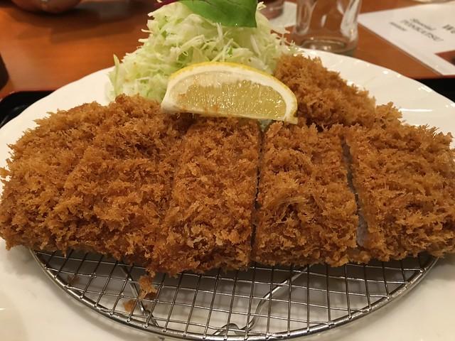 Maisen Tonkatsu in Shibuya