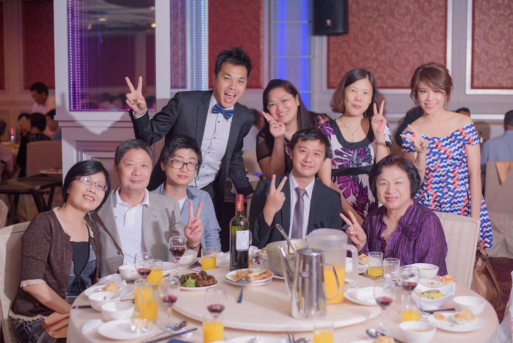 20151004京華城雅悅會館婚禮記錄 (787)