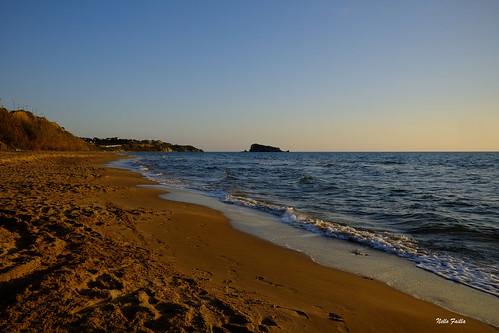 Mollarella (Licata) al tramonto