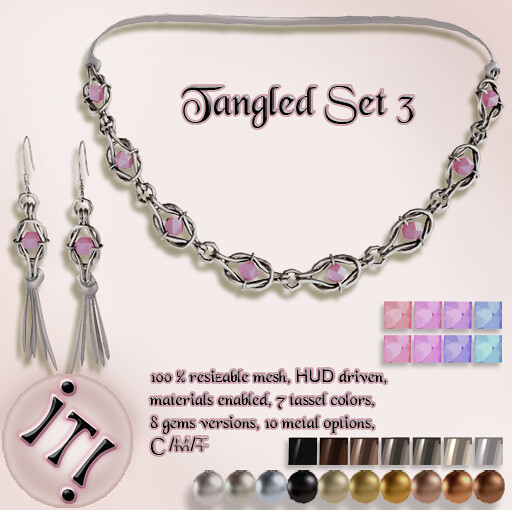 !IT! - Tangled Set 3 Image