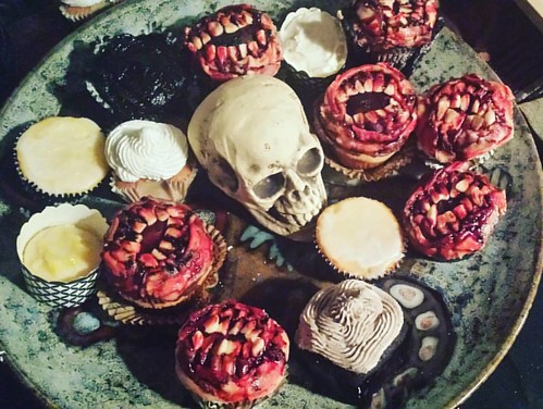 The scariest cupcakes ever