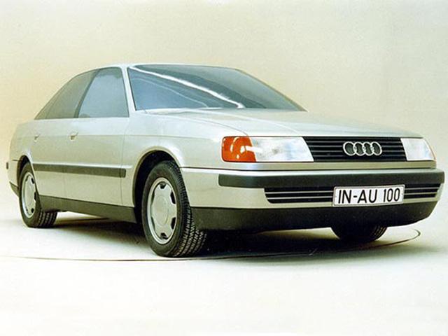 Audi 100 Prototype. 1986 год