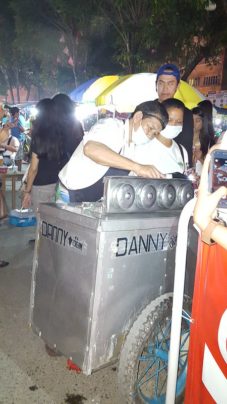 Mang Danny's Famous Dirty Ice Cream in Davao at Roxas Avenue - DavaoFoodTrips.com