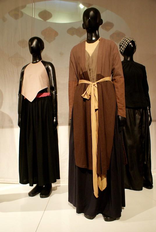 Créations contemporaines du musée de la femme vietnamienne à Hanoi.