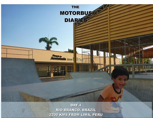 DAY 4 - RIO BRANCO, BRAZIL