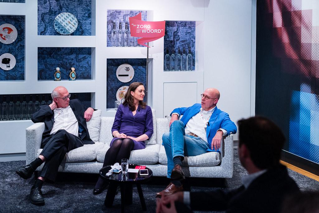 Tafelgast drs. Erich Taubert denkt dat de zorg in 2020 onvoorstelbaar vooruit is gegaan op het gebied van technologie