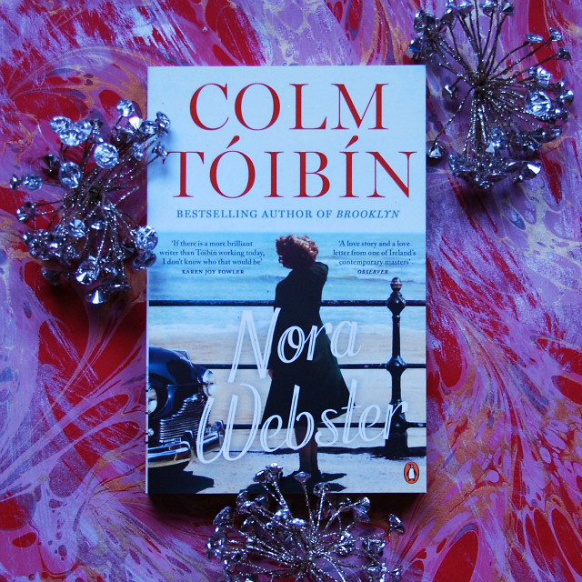 uk book blog vivatramp colm toibin nora webster