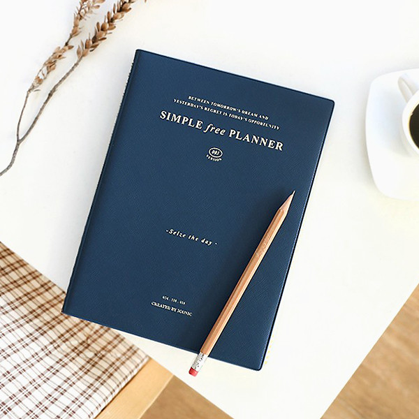 iconic seize the day planner