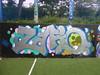 graffiti, Rowley Way