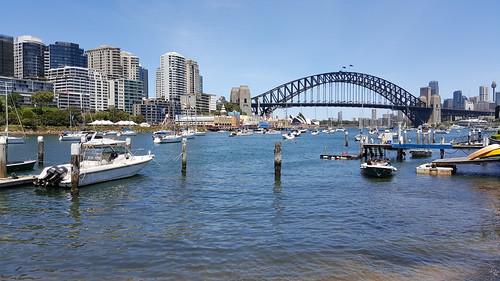 Lavender Bay, Sydney NSW