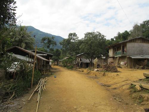 Le village de Ban Na