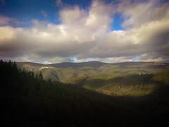 Splendid view over the Zezere valley