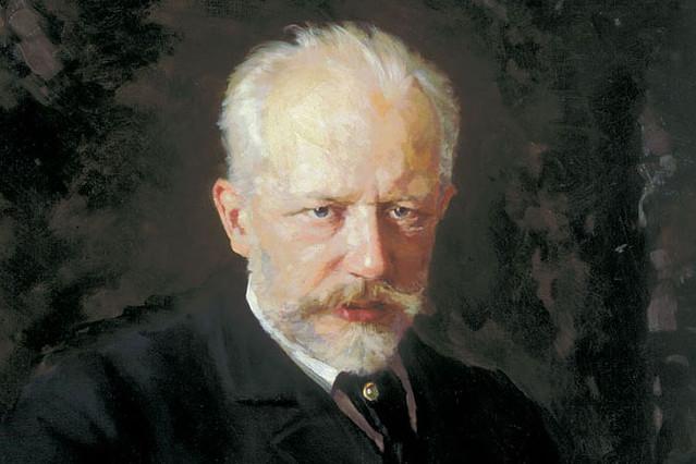 Pyotr Ilyich Tchaikovsky, 1893. By Nikolai Kuznetsov