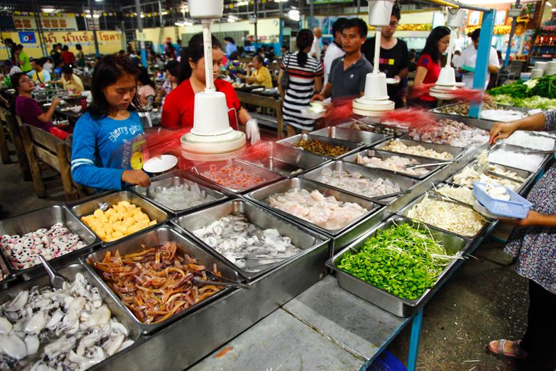 Sukontha Buffet Seafood