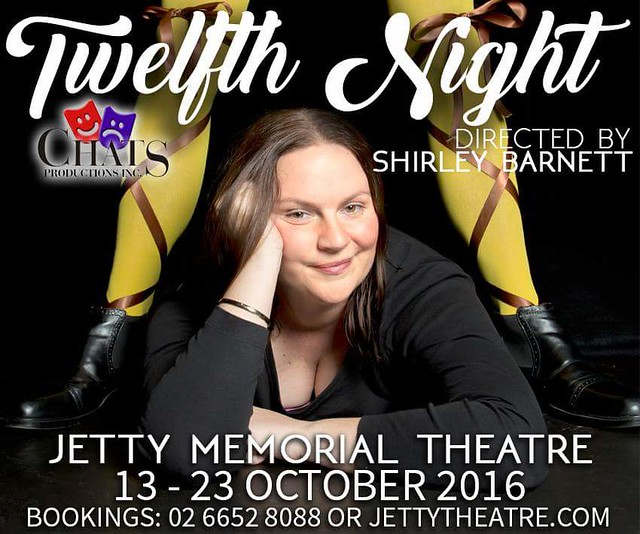 Twelfth Night October 2016