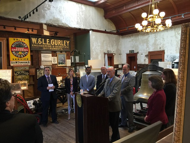 Troy Manufacturing Week Kick-Off Press Conference