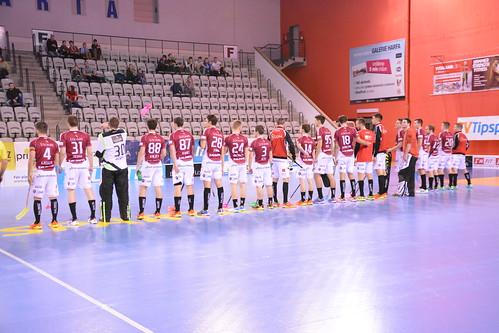 ACEMA Sparta Praha vs. Tatran Střešovice