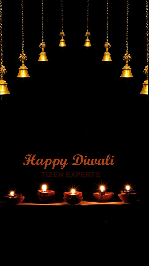 Wallpapers Special Diwali Festive Backgrounds For Samsung Z1 Z2