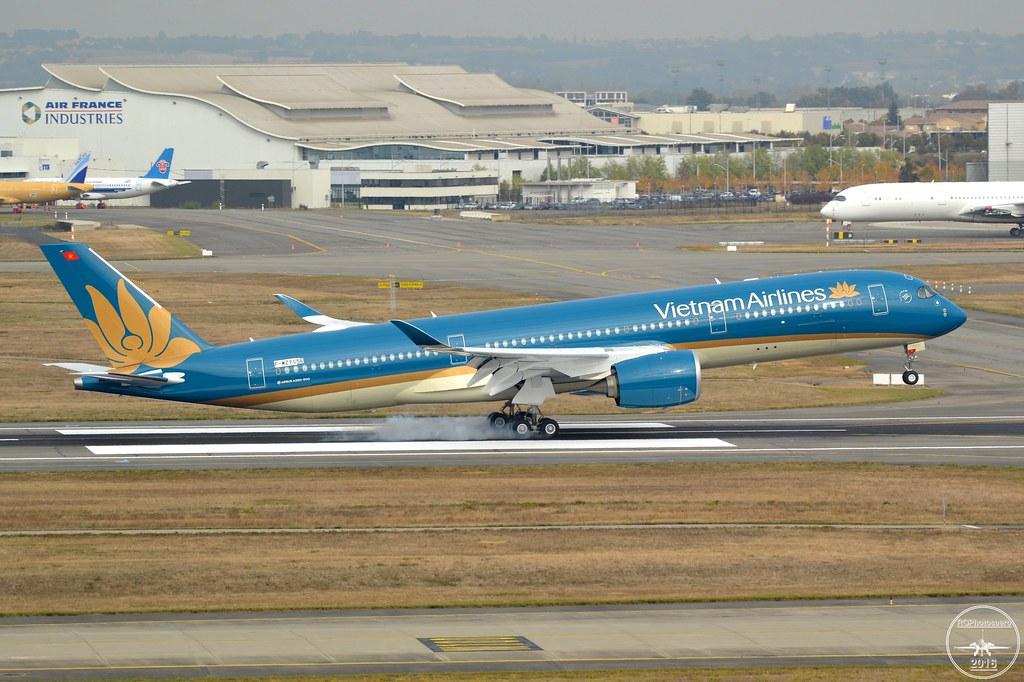 VN-A890 - A359 - Vietnam Airlines