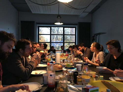 Agency Breakfast