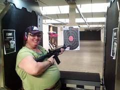 Springfield Armory SAINT™ 5.56 and me
