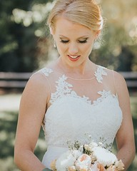 Good Sunday morning. Our beautiful bride, Daniella, on her wedding at the Walnut Grove in Moorpark CA.