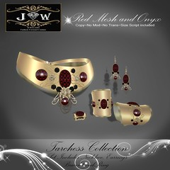 J&W-Jewelers-Tarchess_Red-Mesh-and-onyx - Copy