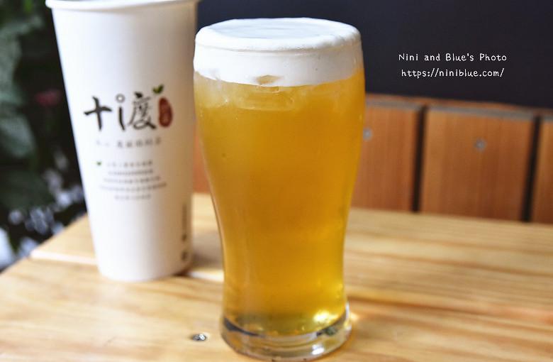 台中十渡SD果汁茶飲料33