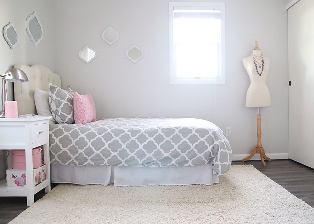 One Room Challenge Tween Bedroom Reveal